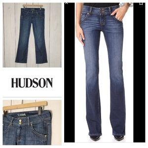 Hudson Flap Pocket Double Button Bootcut 29